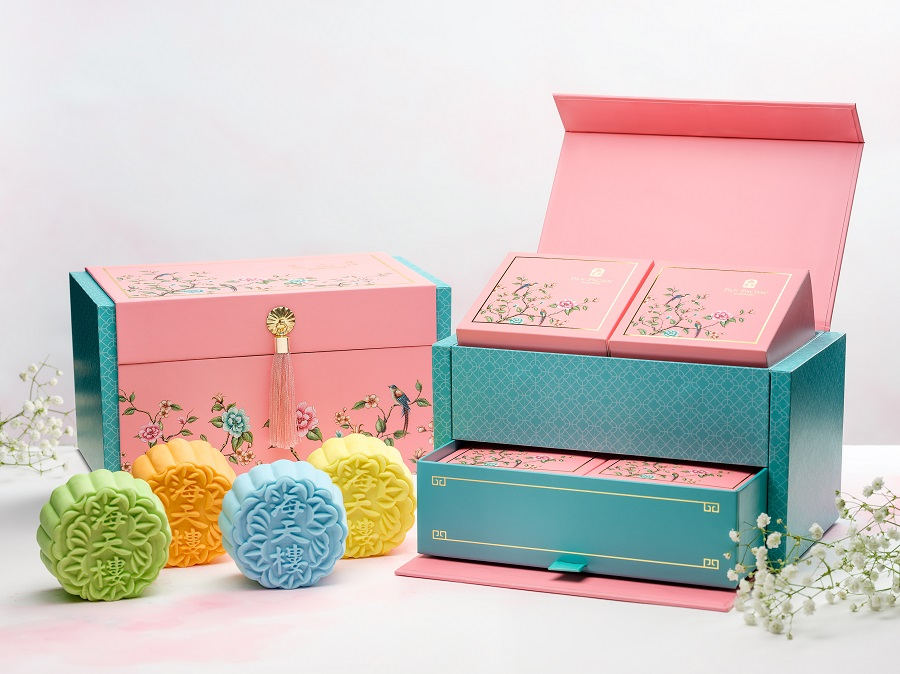 3. Pan Pacific Mooncakes Storage Box