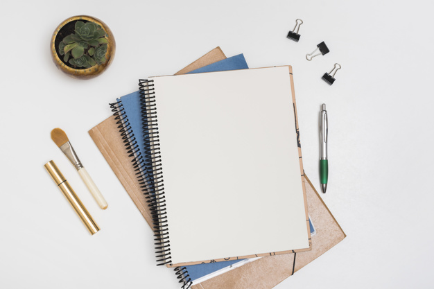 Customisable Notebooks and Diaries